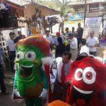 El festival del jocote ya es una tradición en San Lorenzo, Ahuachapán