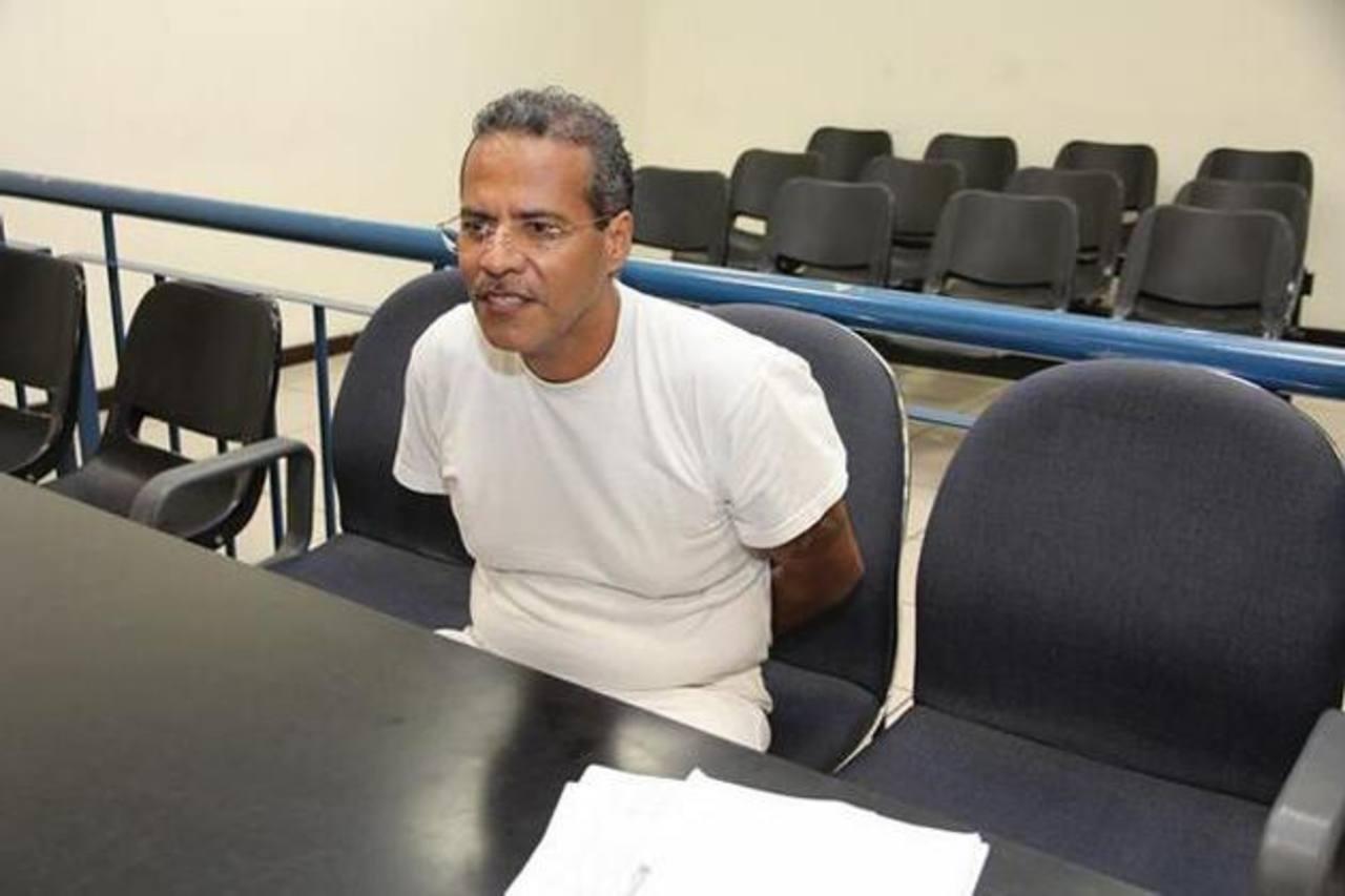 Carlos Umaña solo purgará 23 años y 4 meses de cárcel. Foto EDH / Cortesía Juzgados.