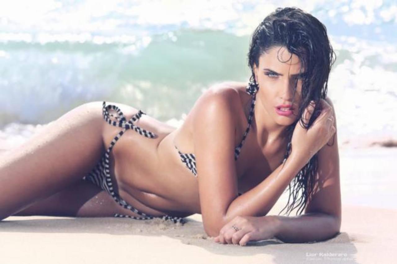 Fotos: De chica con sobrepeso a Miss Israel