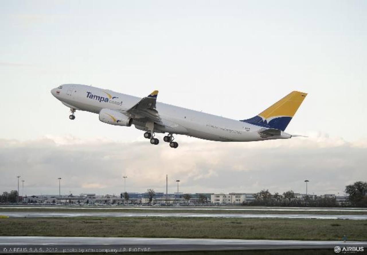 Avianca Cargo realiza actualmente operaciones cargueras en 20 ciudades. Foto EDH / ARCHIVO