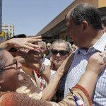 El candidato a presidente de Costa Rica, Luis Guillermo Solís. Foto Reuters