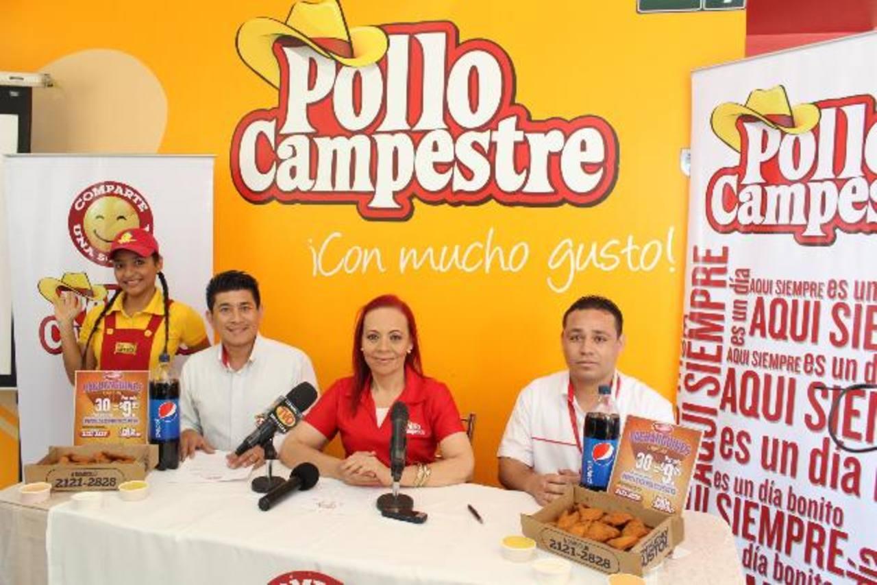 Los Pachanguines Campestre, son una nueva opción para compartir en familia o con amigos. Foto EDH /Mario Díaz