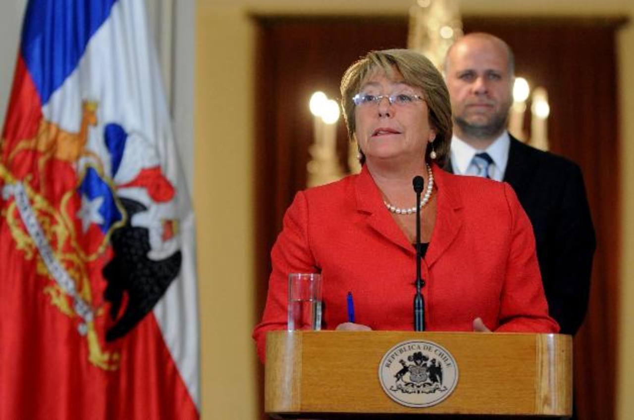 Chile: Presidenta decreta estado de catástrofe en el norte del país