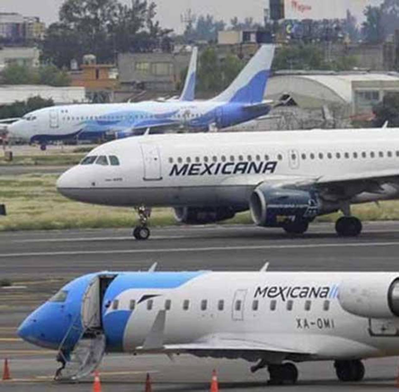 La aerolínea era una de las de mayor tradición en México.