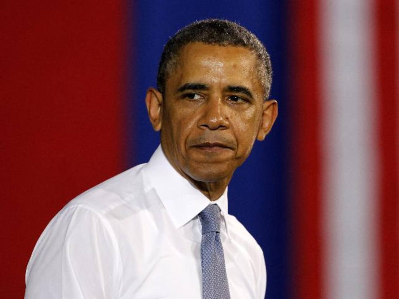 El presidente de los Estados Unidos, Barack Obama, en su gira por Filipinas.