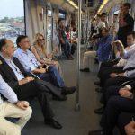 En poco más de tres años se concretó la megaobra que marca historia en la región. foto edh / efe
