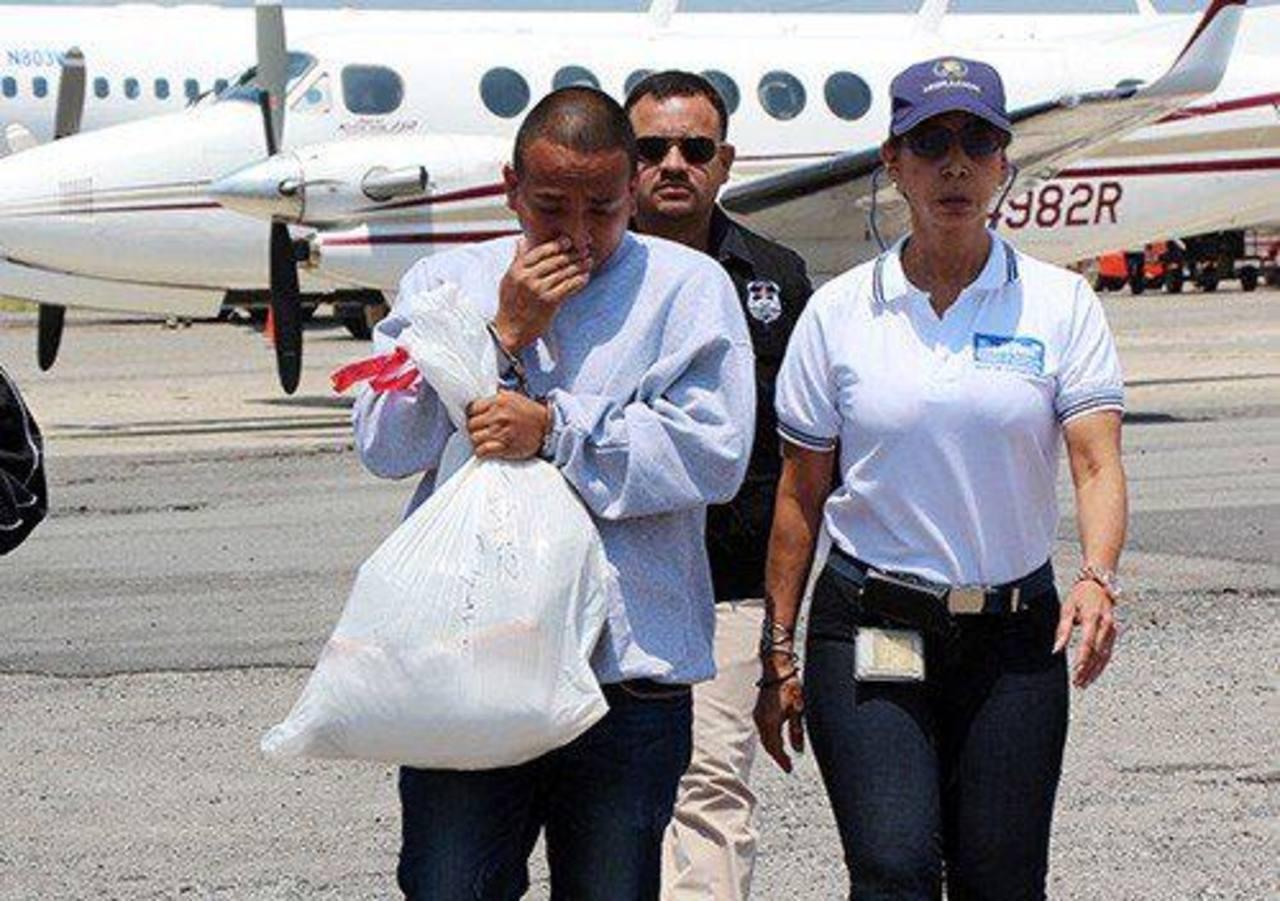 Capturan a 10 guatemaltecos por extorsiones registradas en El Salvador