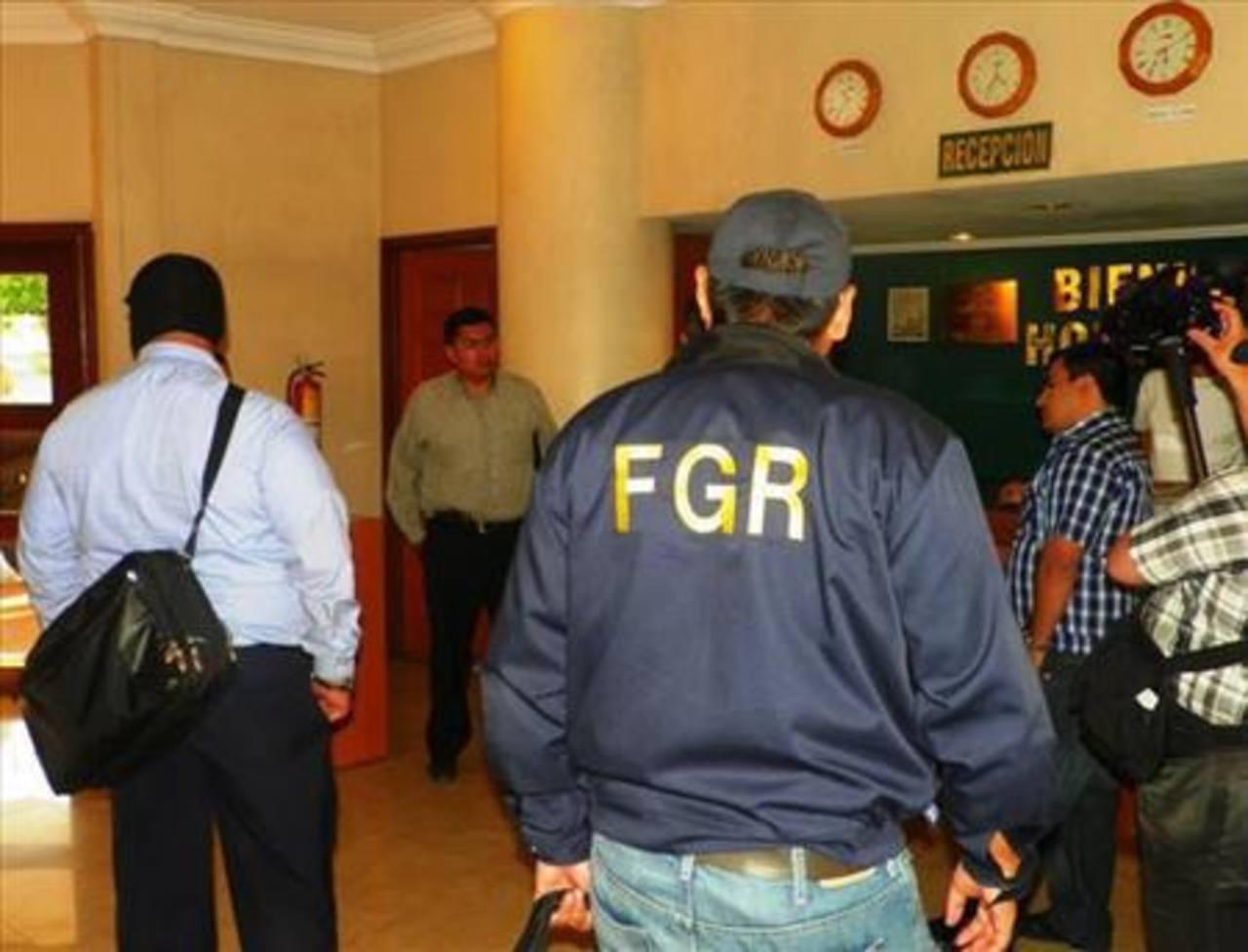 FGR acusa de evasión de impuestos al alcalde de Metapán y dos empresarios