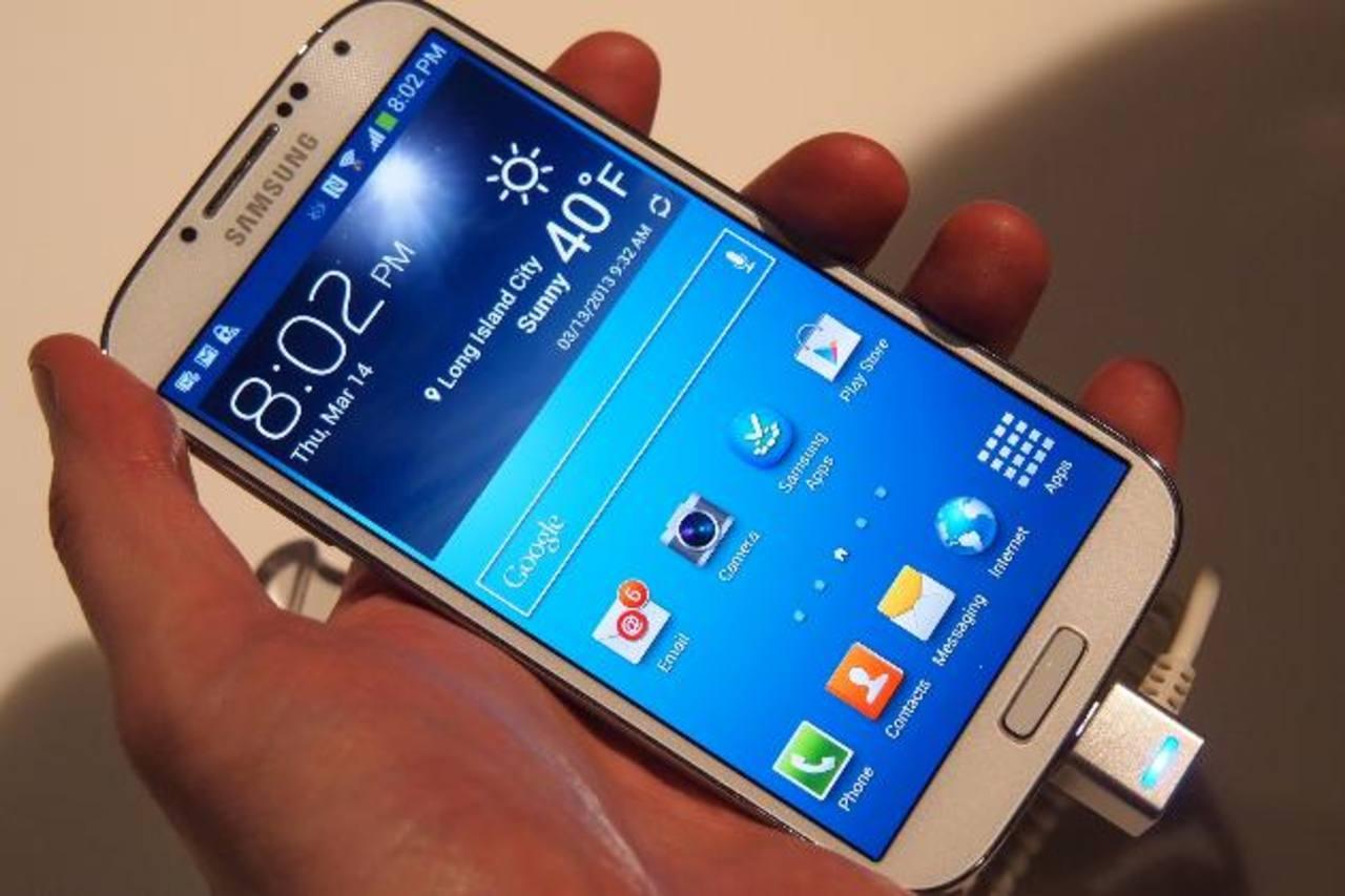 Revelan fallas en seguridad en teléfono de Samsung