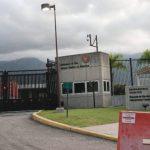 La Embajada de Estados Unidos en Caracas.