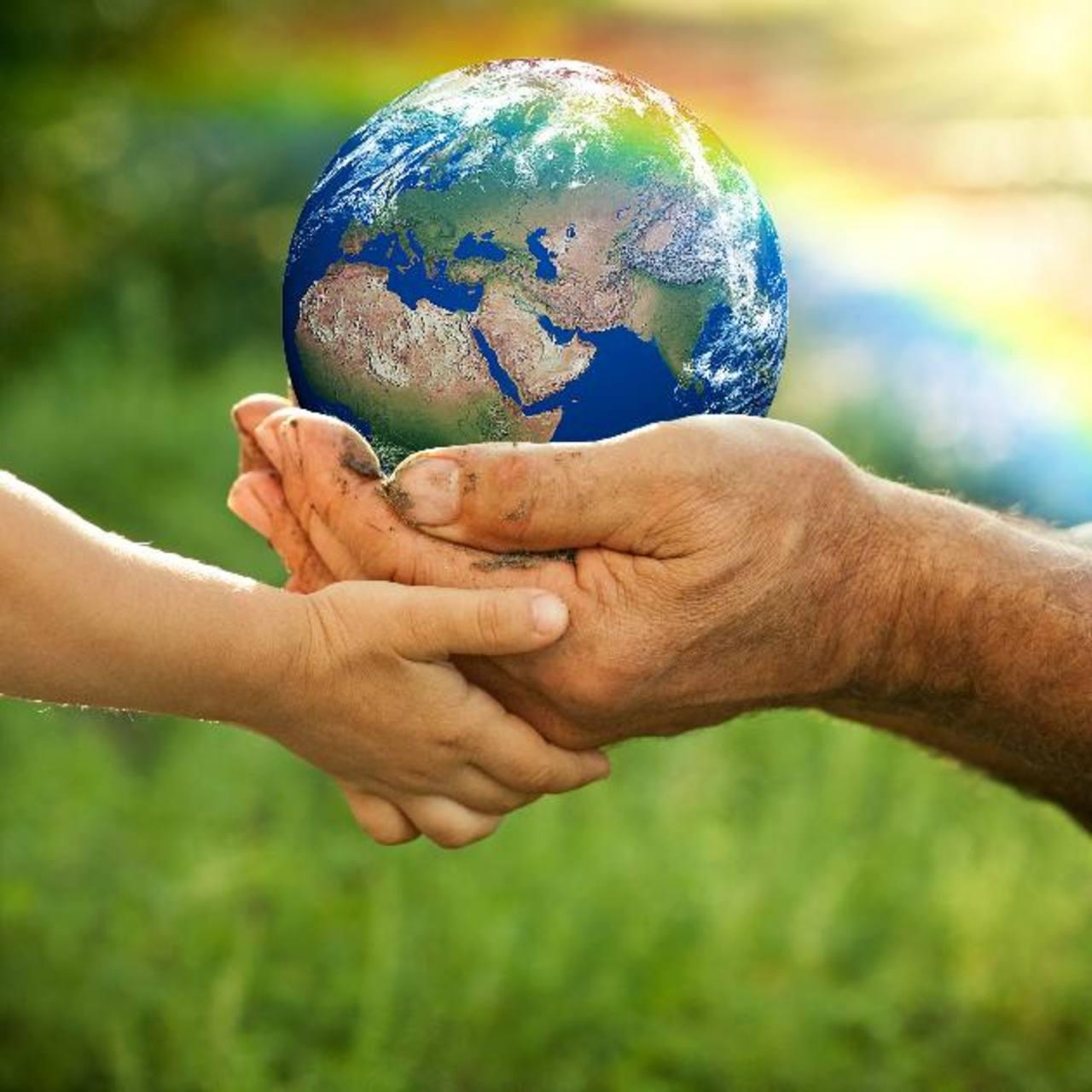 Cinco consejos para cuidar el planeta