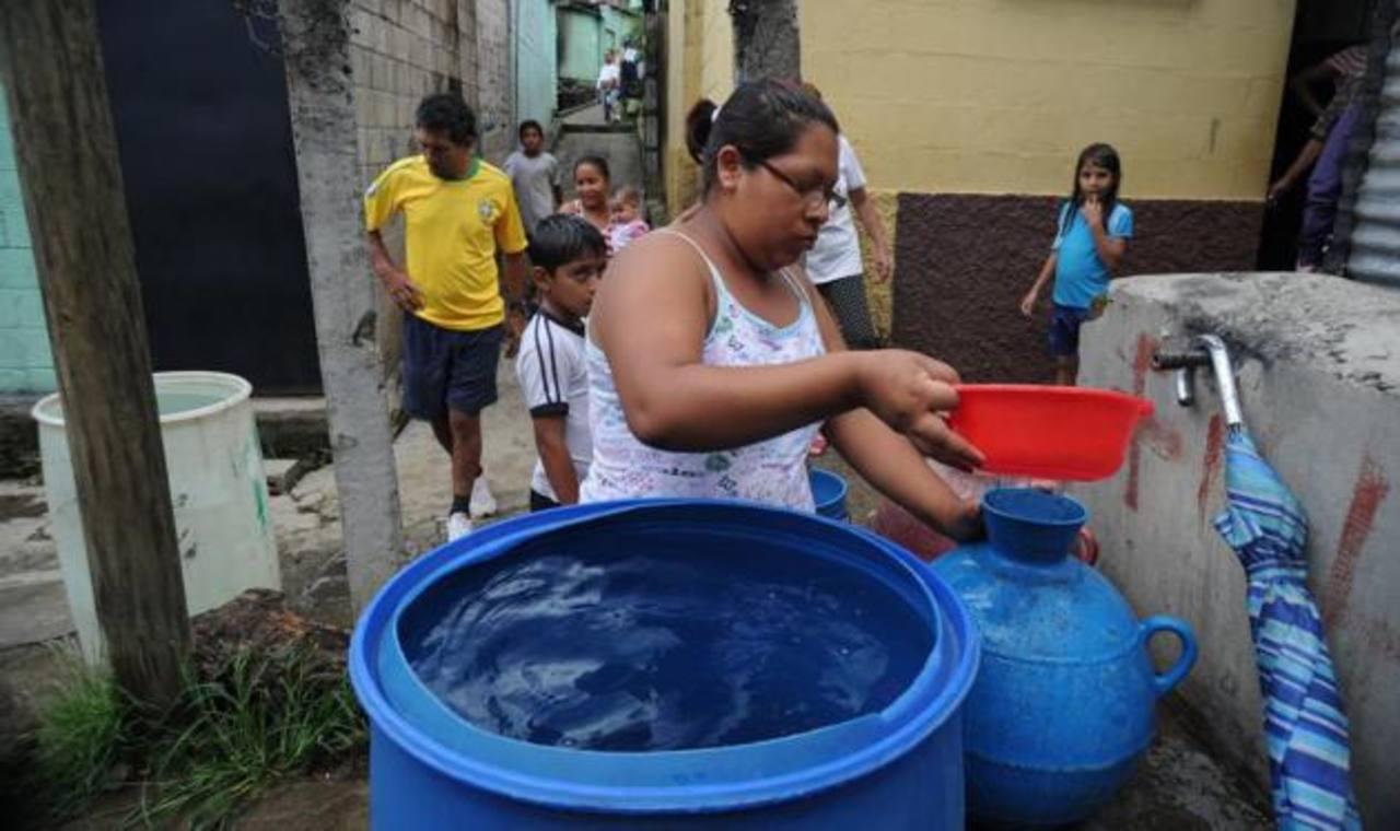 ANDA informa de otro desabastecimiento de agua