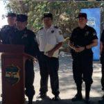 Jefes policiales presentaron, en la Puerta del Diablo, un balance de las emergencias atendidas en Semana Santa.