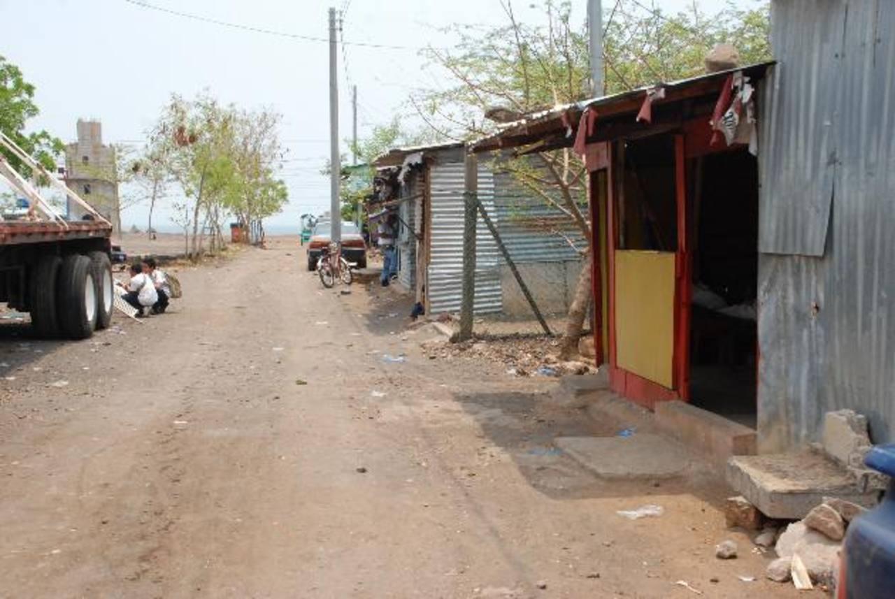 El inmueble en que será construido el parque era de Obras Públicas, que se lo cedió a la comuna. foto edh / insy mendoza