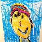 """Dibujo """"Mr. Awesome"""" de niño que murió electrocutado se vuelve viral en la web"""