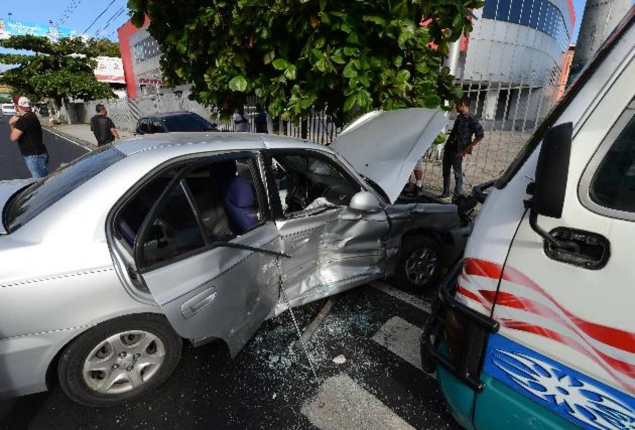 Según el Sistema, el Minsal gasta cerca de $30 millones al año en atender a víctimas de accidentes de tránsito.
