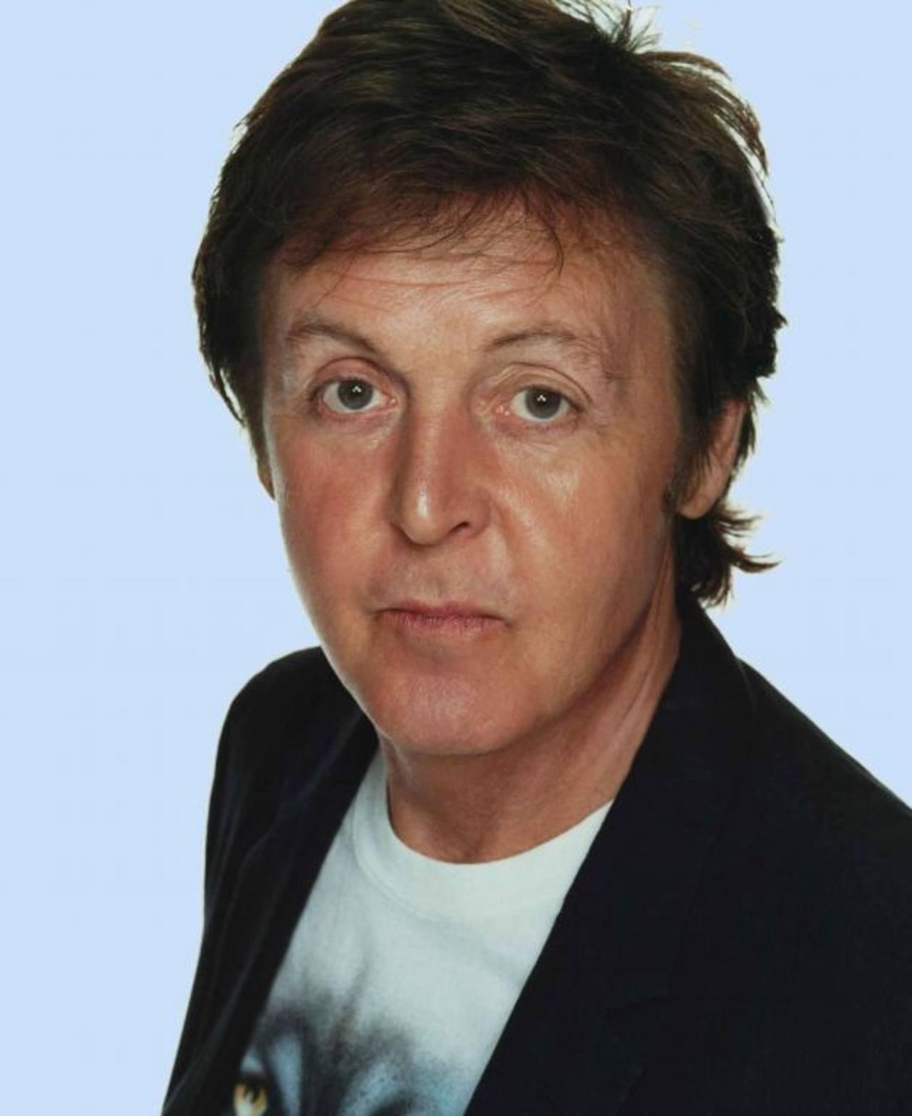 Paul McCartney se presentará el jueves en Costa Rica.
