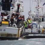 Hallan 10 cuerpos más en barco hundido en Surcorea