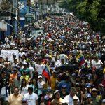 Multitudes han protestado en las calles de San Cristóbal, capital de Táchira, contra las políticas de Maduro. foto edh /Archivo