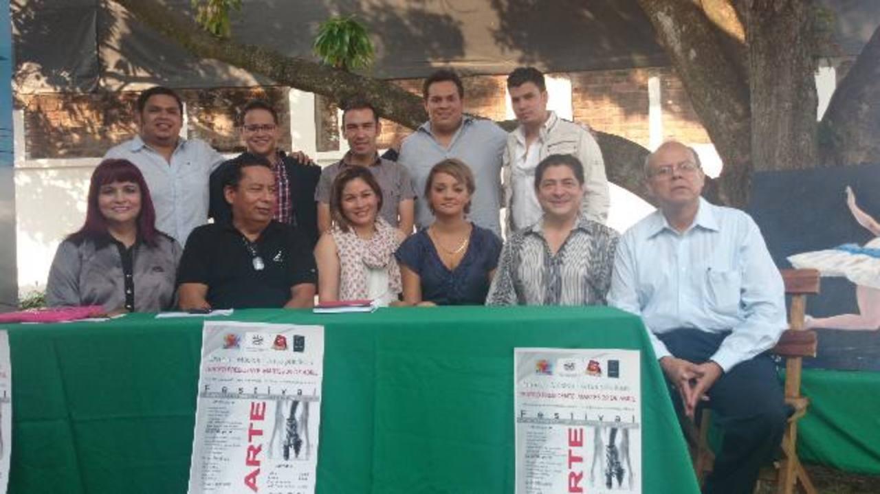 Organizadores del Festival Arte expresaron que los fondos reunidos serán distribuidos a distintas entidades filantrópicas, en especial a niños necesitados. Foto EDH / Elis Silva