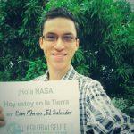 Salvadoreños se suman al #GlobalSelfie