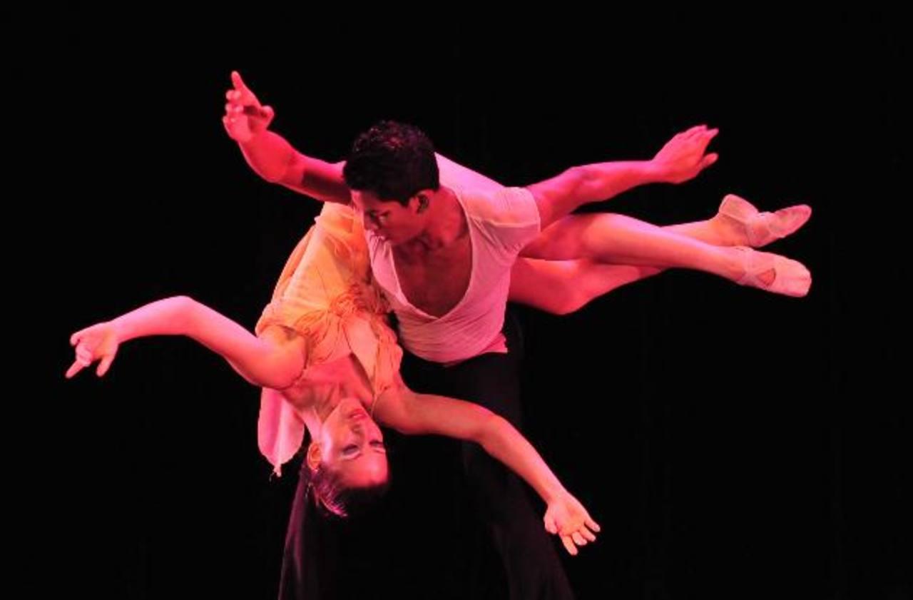 La danza contemporánea tendrá su espacio de la mano de la CND. foto EDH / aRCHIVO.