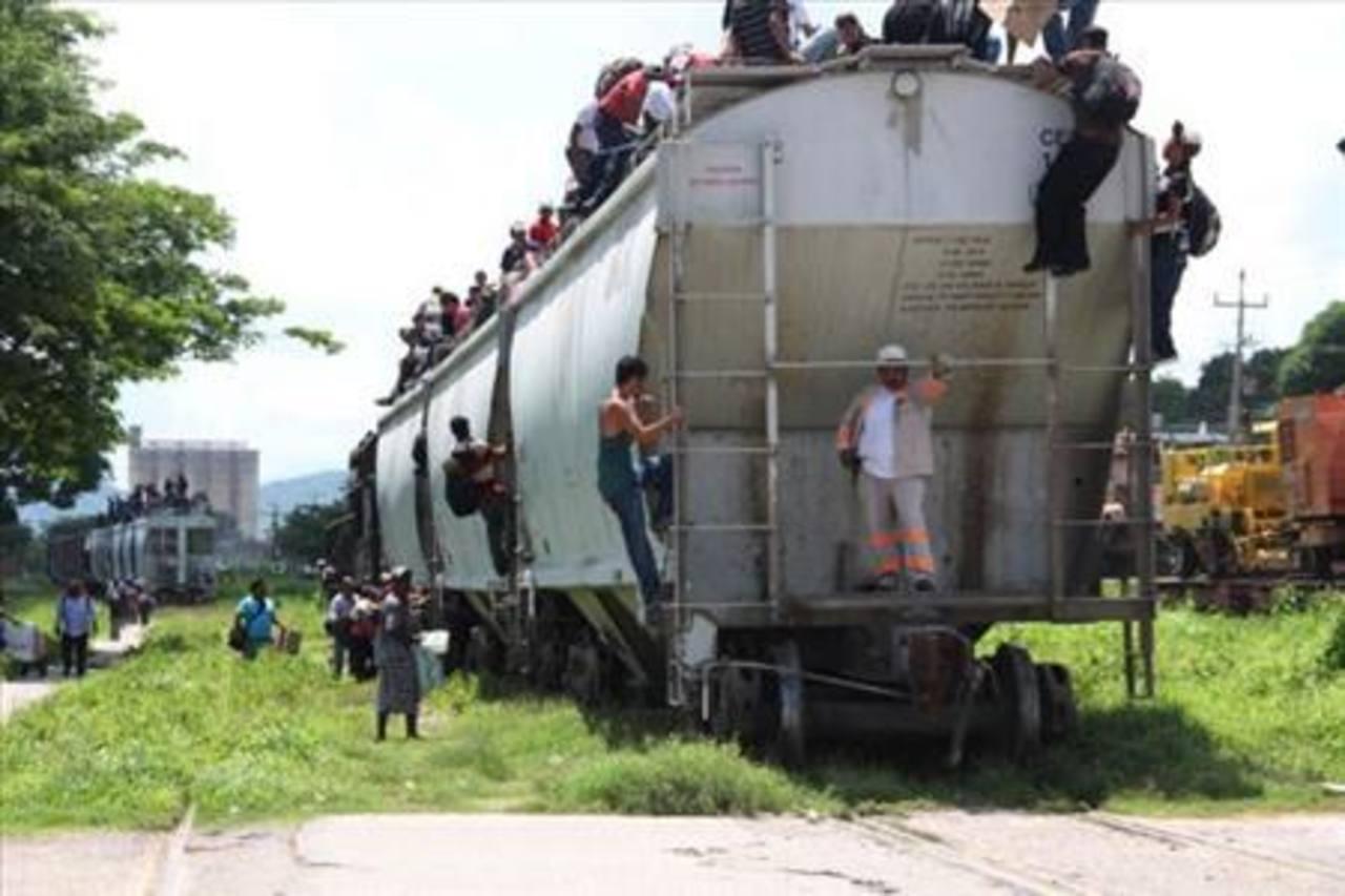 """Detienen a pandillero salvadoreño implicado en asalto a """"La Bestia"""""""