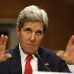 El secretario de Estado de EE. UU., John Kerry, comparece ante el Comité de Relaciones Exteriores del Senado. foto edh /efe
