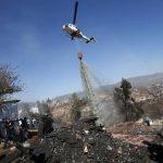 Chile confirma 15 muertos y 15 mil damnificados por incendio