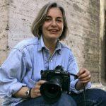 La fotoperiodista alemana, Anja Niedringhaus, fallecida este viernes en Afganistán. Foto AP