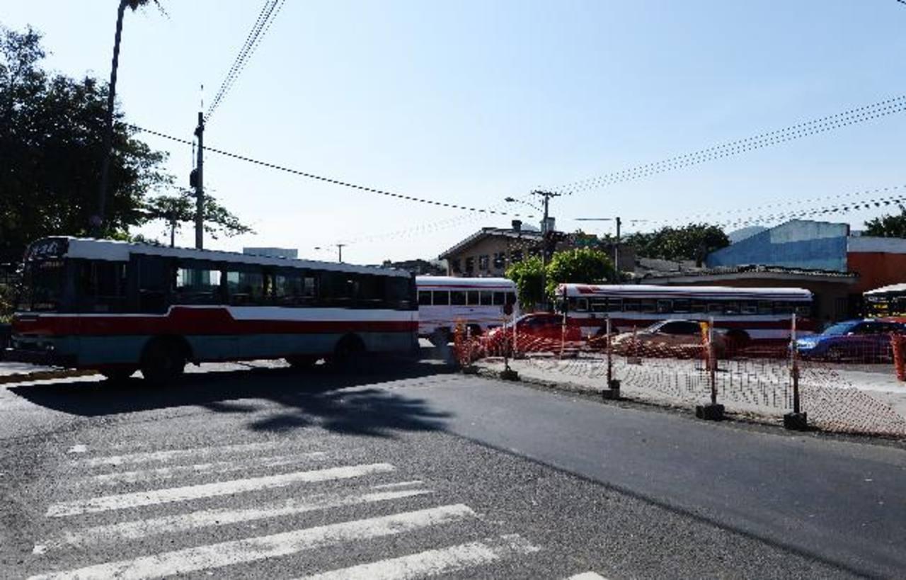 El viceministro de Transporte, Nelson García, dijo ayer que toda la infraestructura del Sitramss estará terminada el 20 de mayo. Inmediatamente después arranciaría el moderno sistema.