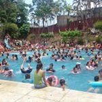 Salvadoreños aprovechan últimos días de vacaciones