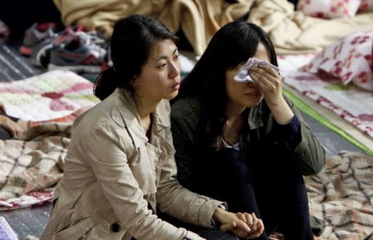 Estudiantes enviaron trágicos mensajes mientras se hundía el barco