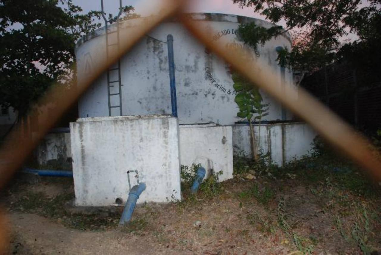 La planta desde donde los residentes de Mogotillo deberían recibir el servicio está en cantón Maltés de San Alejo.