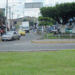 El sector del redondel La Isla, San Salvador.