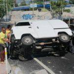 PNC aconseja conducir con responsabilidad. Foto/ Cortesía
