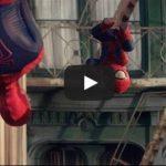 "VIDEO: ""Hombre Araña"" vrs. ""Bebé Araña"""