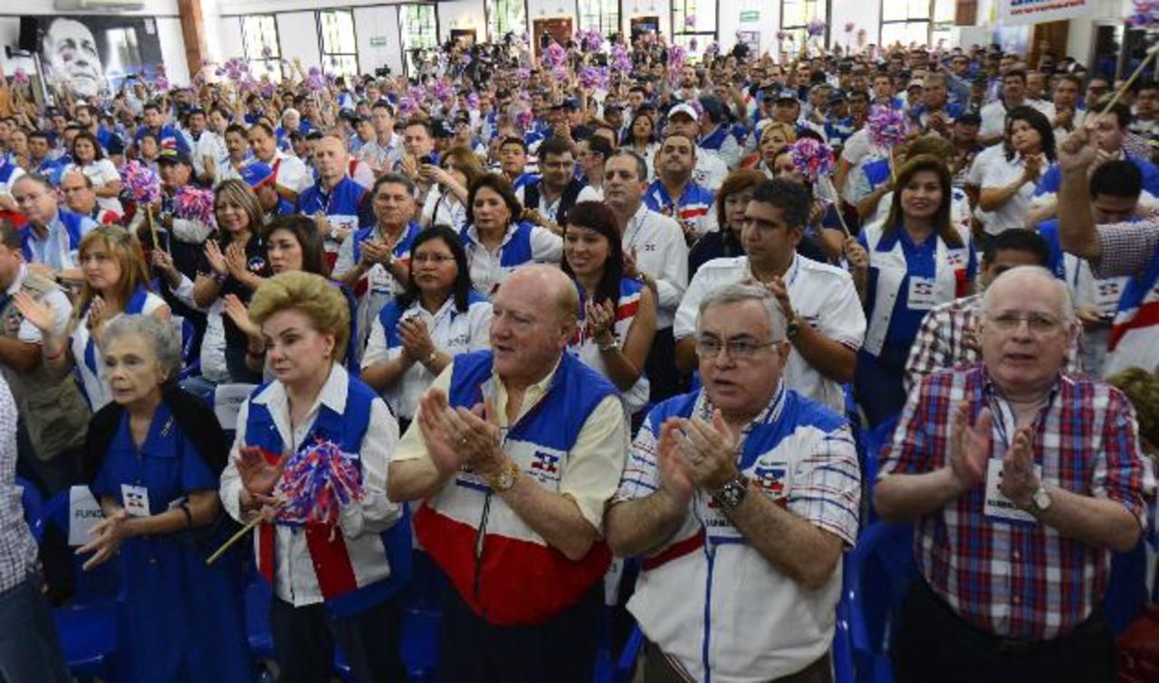 El Congreso Nacionalista de los tricolores se realizará el próximo fin de semana. foto edh / archivo