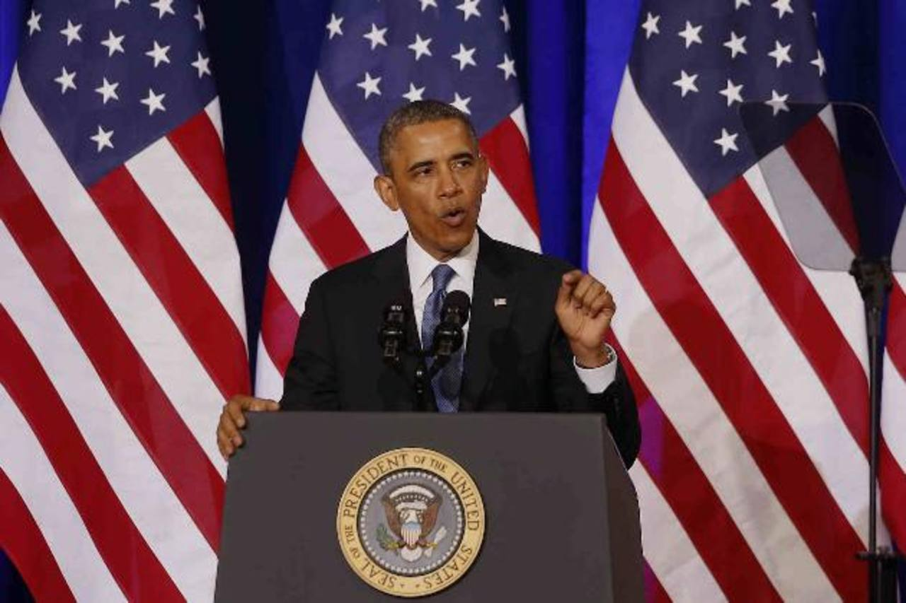Barack Obama se reunirá con el primer ministro japonés Shinzo Abe. Foto edh/archivo