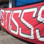 Sindicalistas cierran alcaldía de Quezaltepeque