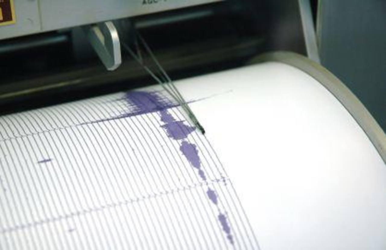 Registran sismo en Nicaragua