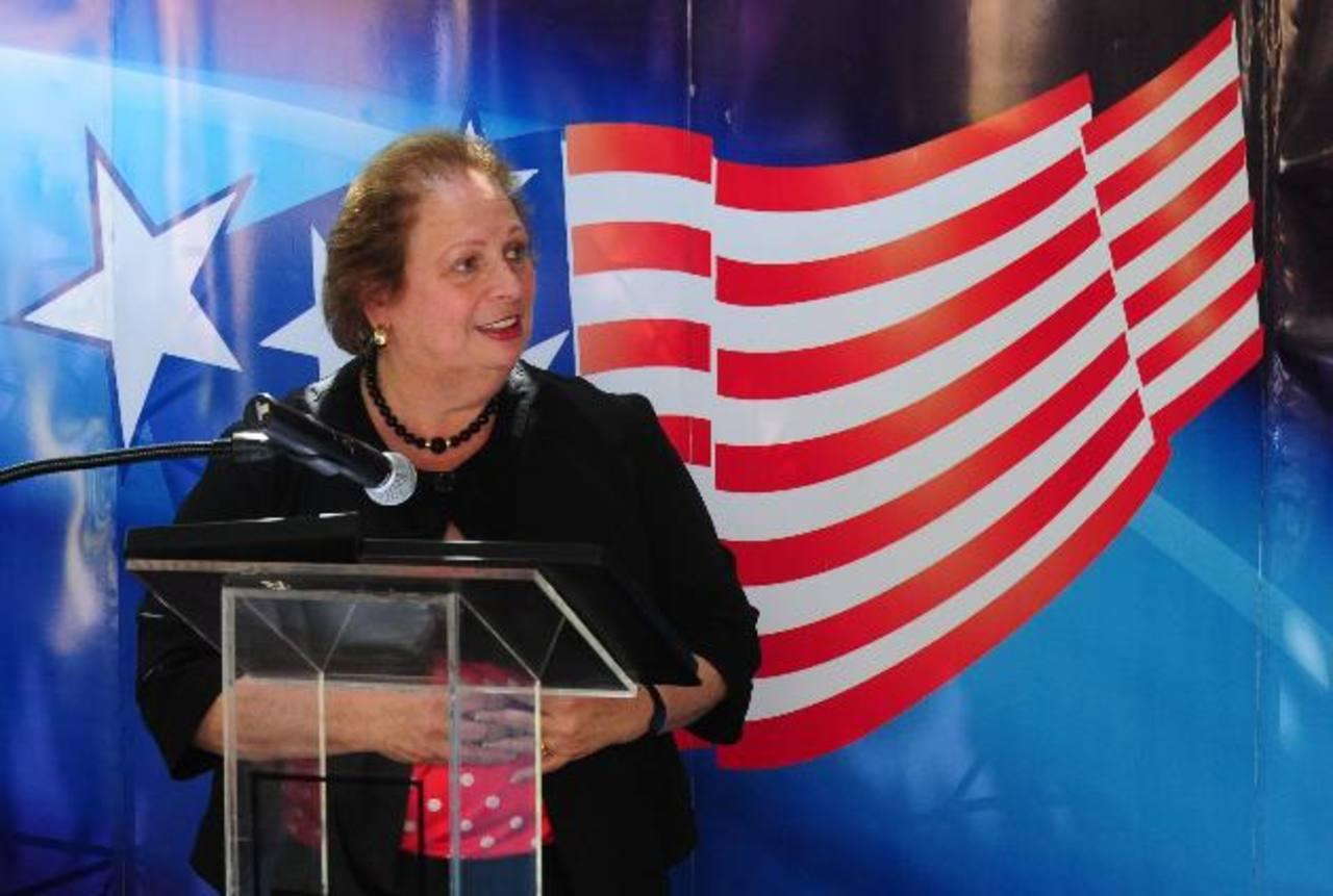 """Aponte dijo que nexos de EE. UU. con el país """"van más allá de personas nombradas"""". foto EDH /"""