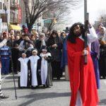 Salvadoreños en Estados Unidos mantienen vivo el fervor religioso