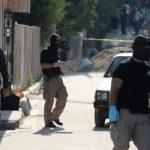 El ataque armado ocurrió frente a un taller automotriz, en caserío Guevara López, sobre el kilómetro 20 y medio de la Autopista a Comalapa, Santiago Texacuangos