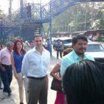 Presidente Funes pide $10 millones a Muyshondt por daño a su imagen