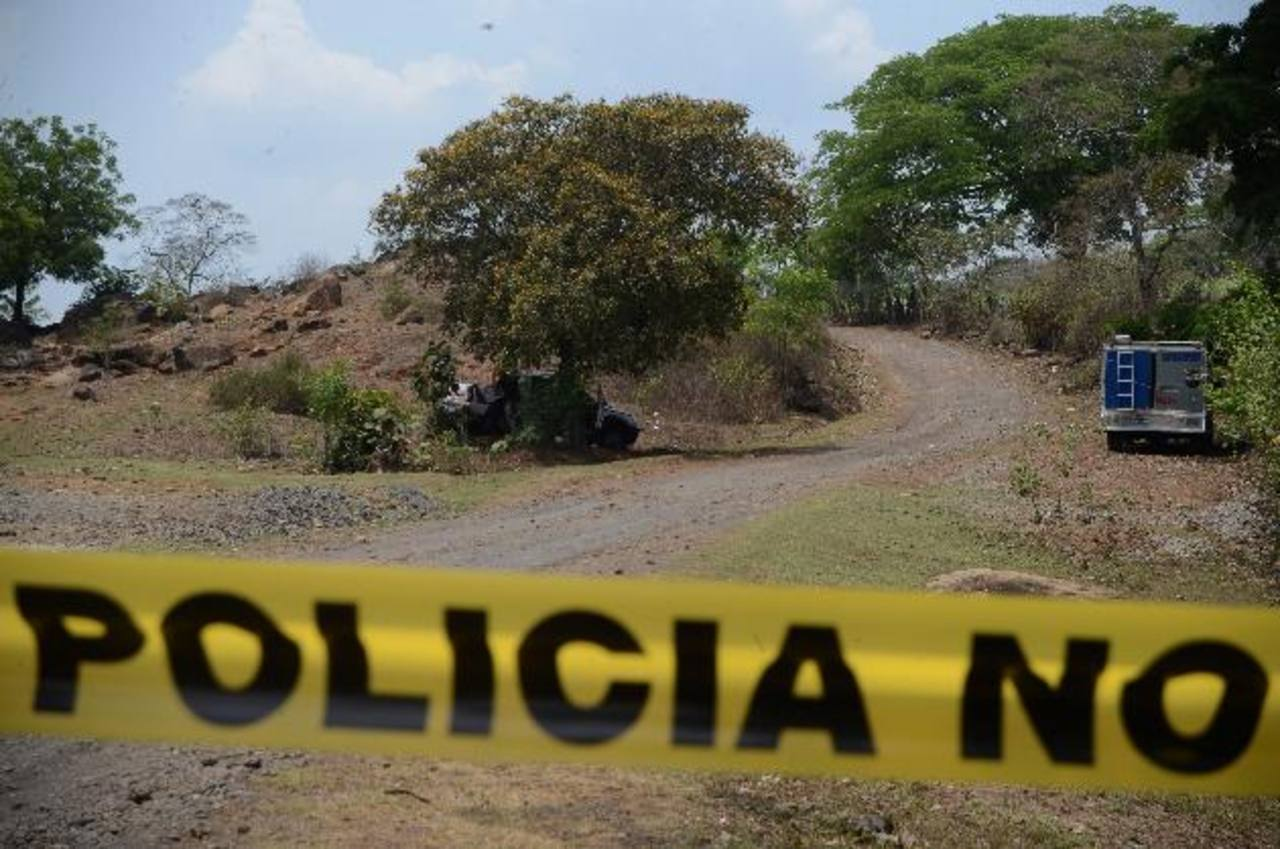 Policías se enfrentan a pandilleros en Aguilares