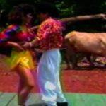 La Molienda, de Jhosse Lora, fue uno de los bailes de moda en los 90.