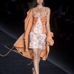 Frescas y vaporosas son las piezas de la firma Animale, que abrió la Semana de la Moda de Sao Paulo. foto EDH