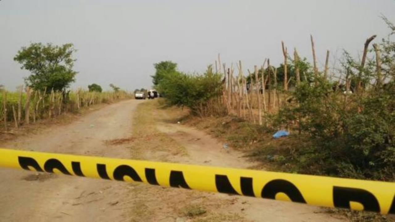 Mueren cinco pandilleros tras enfrentamiento con PNC en Zacatecoluca