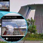 Mapas de Google permitirán viajar en el tiempo